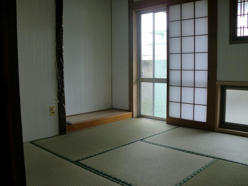 1階4.5帖和室